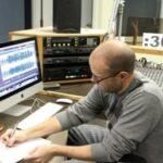 Matt Tullis working